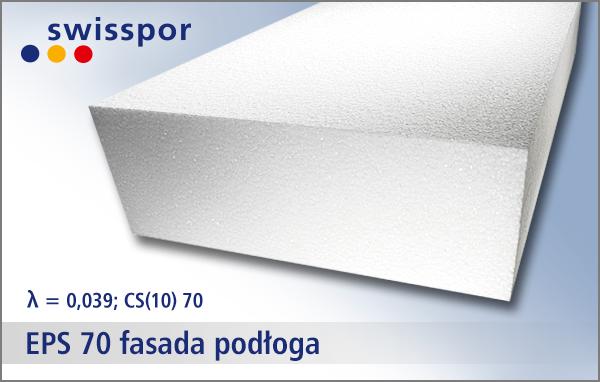 Swisspor Styropian Bialy Eps 70 039 Fasada Podloga Styropian