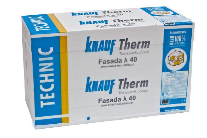 Knauf Therm Tech Fasada λ 040