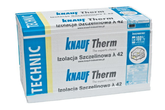 Knauf Therm Tech Fasada λ 042
