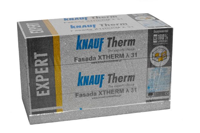 Knauf styropian grafitowy λ 031