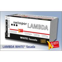 Swisspor styropian grafitowy Lambda White Fasada 031