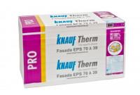 Knauf Therm Pro Fasada/Dach/Podłoga EPS 70 λ 038