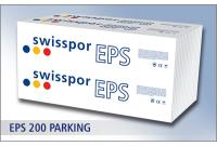 Swisspor styropian biały EPS 200 PARKING 034 - 6,0 t /m2